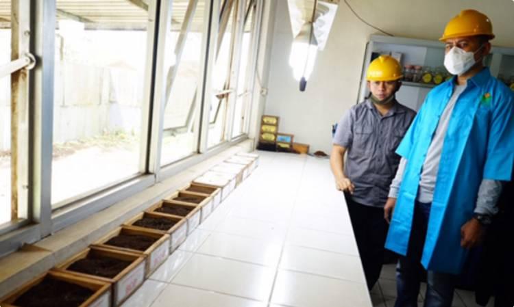 Wakil Gubernur Tinjau Pabrik Teh PTPN IV di Sidamanik, Sektor Wisata Jadi Potensi Ekonomi Sumut