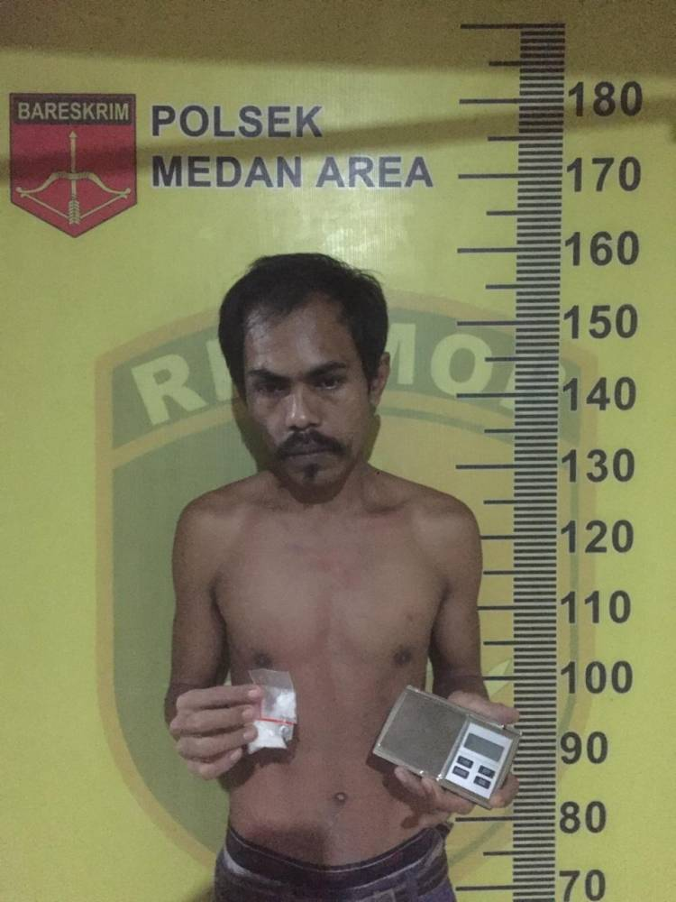 Baru Bebas dari Penjara, Pengedar Sabu Kembali Ditangkap Polisi