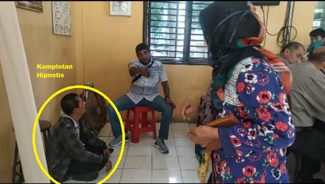 Pria Komplotan Hipnotis di Jalan HM Yamin Medan Ditangkap Polisi