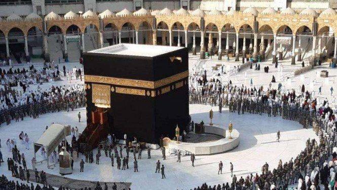 Cek Lagi Arah Kiblat, Matahari Melintas di atas Ka'bah pada 15 dan 16 Juli
