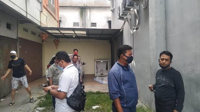 Suami Tewas Gantung Diri di Komplek Ivory Sei Sikambing C II, Istri Tak Mau Autopsi