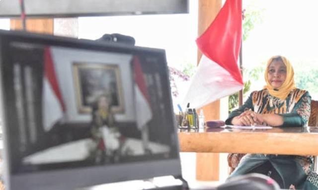 Ketua Dekranasda Sumut Imbau Pelaku Kerajinan Gunakan Platform Digital, Produktif di Masa Pandemi