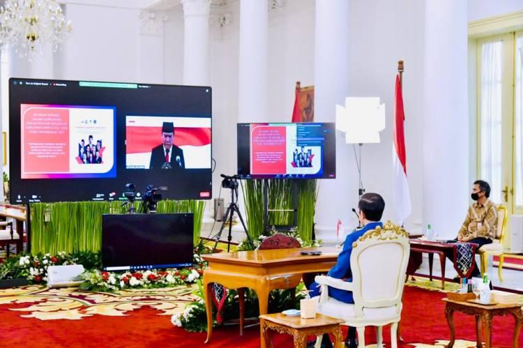 Inilah 4 Arahan Presiden kepada Forum Rektor Indonesia