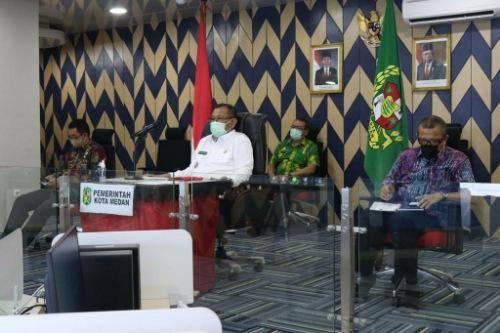 Akhyar Nasution Ajak Masyarakat Bangun Peradaban Kota Medan
