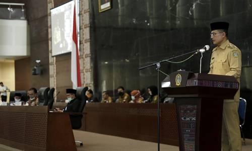 Realisasi Pendapatan Daerah Provinsi Sumut Tahun 2019 Capai 93,20 Persen