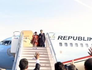 Presiden Jokowi Lantik 2.143 Pamong Praja dan Sosialisasi Tax Amnesty