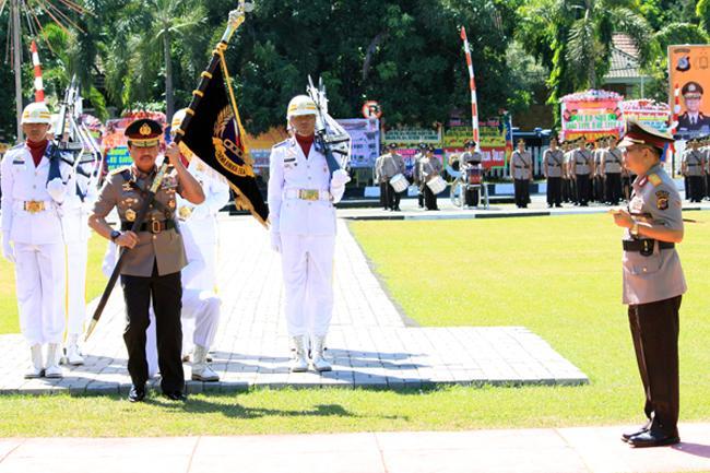 Komjen Pol Budi Gunawan Kukuhkan Polda Sulawesi Utara Sebagai Polda Tipe A