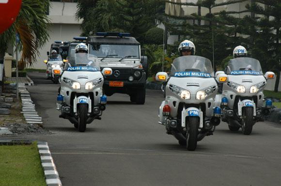 Sebanyak 1010 Personil TNI/Polri Amankan Karnaval Kemerdekaan