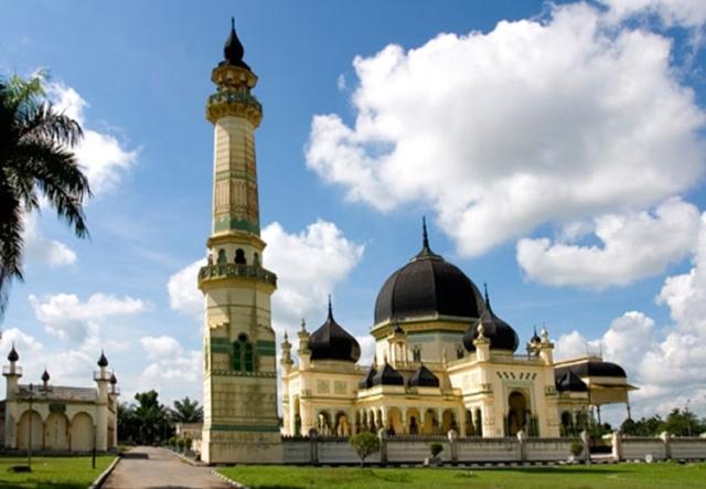 Tanjung Pura, Sejarah Kota Tua yang Terlupakan