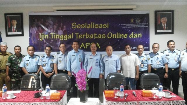 Datang ke Indonesia, Orang Asing Bisa Urus ITAS Secara Online