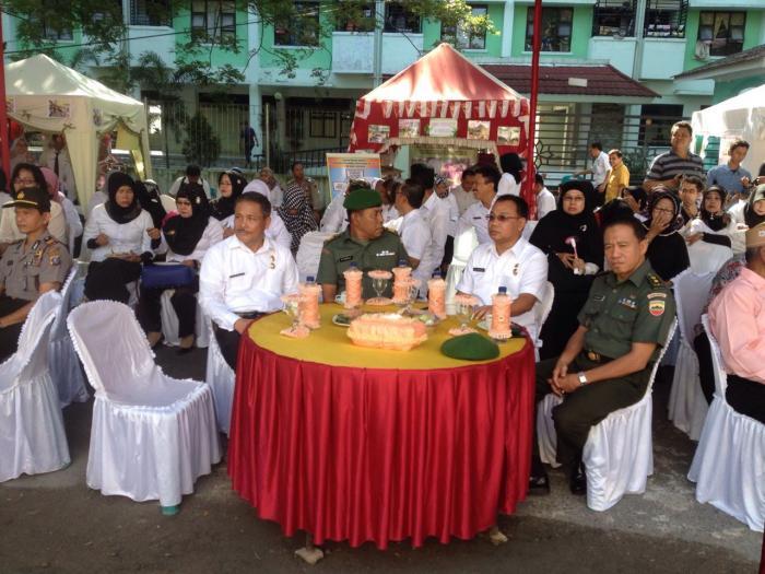 PGRI Binjai Launching Troly Ayo Membaca