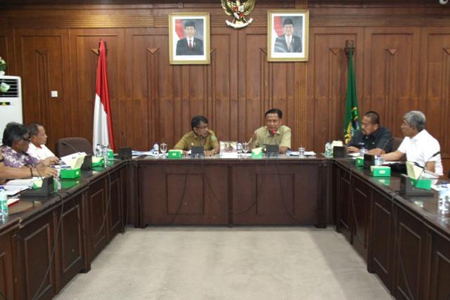 Penandatanganan MOU Tuan Rumah Bersama, Sumut-NAD PON XXI 2024 Direncanakan September Mendatang