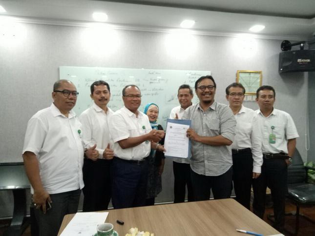 BLU Pusat Pembiayaan Pembangunan Hutan Kerjasama dengan Yayasan Kehutanan Indonesia