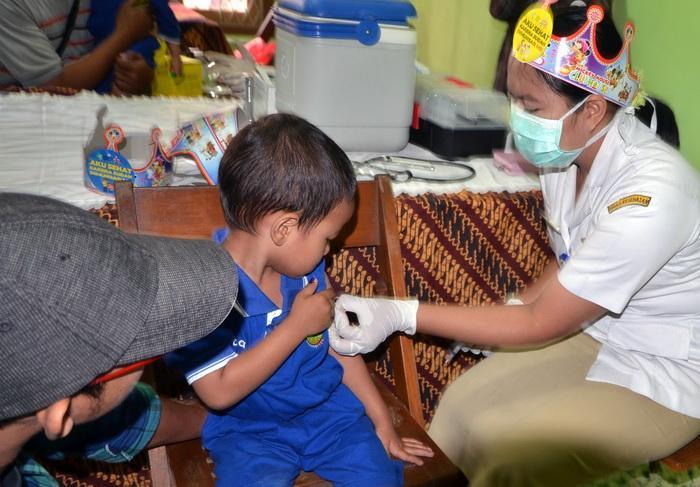 Untuk Kesehatan dan Perlindungan Anak, Kemenkes Imbau Masyarakat tidak Ragu Imunisasi MR