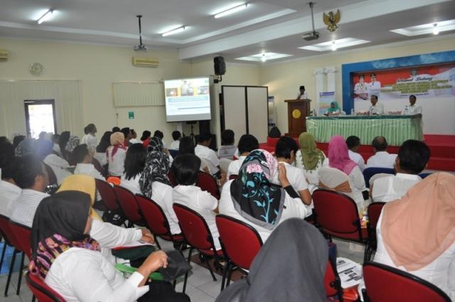 Disdukcapil Gelar Pelatihan Bagi Pengelola Administrasi Kependudukan dan Pencatatan Sipil Kota Sibolga