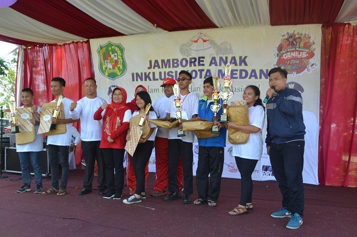 Jambore Anak Inklusi 2018: Jangan Ada Lagi Anak Jalanan di Medan