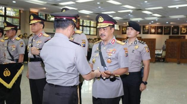 Mulai Senin Hari Ini, Kapolda Sumut Resmi Dijabat Brigjen Agus Andrianto