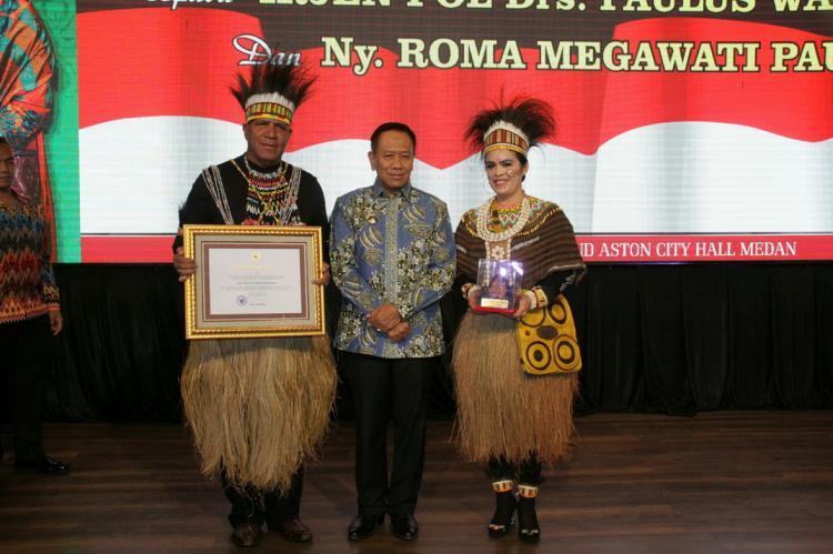 Pj Gubernur Sumut: Terima Kasih Atas Dedikasi Kapolda Sumut