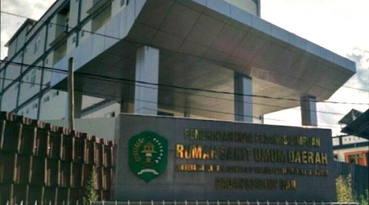 Politisi NasDem Laporkan Dugaan Korupsi RSUD Padang Sidimpuan ke Poldasu