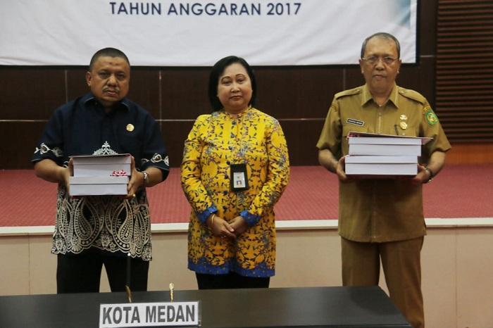 DPRD Dorong Pemko Medan Perbaiki Pencatatan Aset