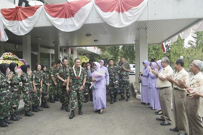 Kapuspen TNI: Tugas Puspen TNI ke Depan Penuh Dengan Tantangan