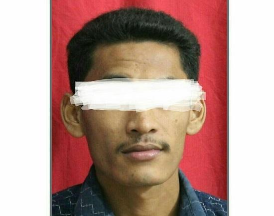 Kepala Korban Pembunuhan Pensiunan TNI AU Rusdianto Barus yang Putus Diduga Karena Ditarik Binatang Pemangsa