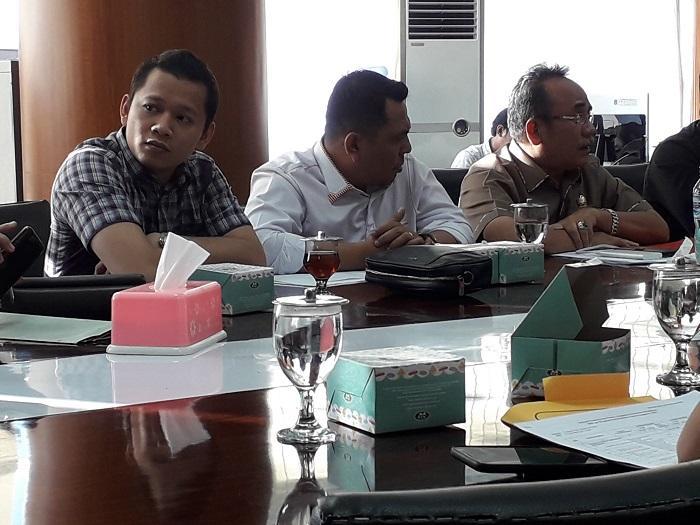 DPRD Sebut Kinerja Dinas PU Kota Medan Lambat