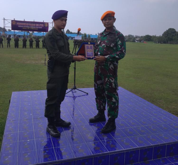 Danyon Batalyon Komando 469 Paskhas TNI AU: Menwa Turut Andil Pertahankan NKRI