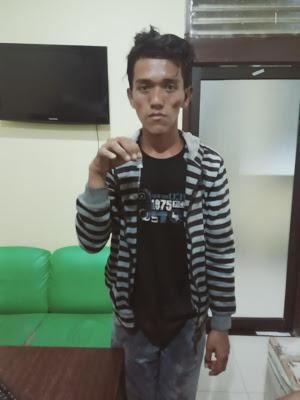 Hendak Isap Sabu, Pria di Asahan Malah Diringkus Polsek Prapat Janji