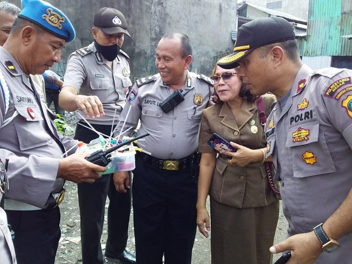Grebek Kampung Narkoba di Jalan Denai, Polsek Medan Area Tangkap Pengedar Sabu