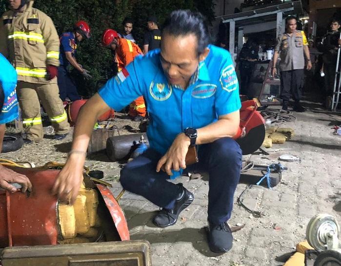 BNN Sita Ratusan Kilo Ganja Asal Aceh, Disembunyikan di Tabung Gas, Kompesor dan Peti Besi