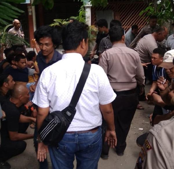 Perkara Sumbangan 17 Agustus, Dua Kelompok Pemuda Bentrok di Jalan HM Yamin