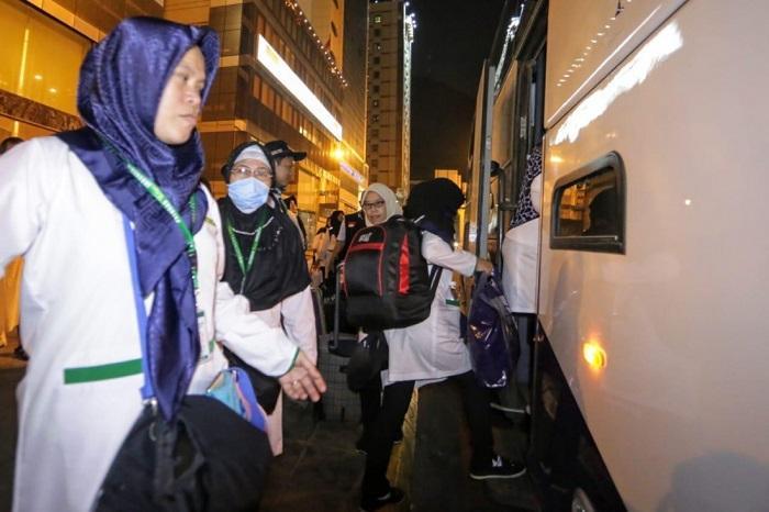 PPIH Sebut 900 Petugas Haji Telah Diberangkatkan Menuju Arafah