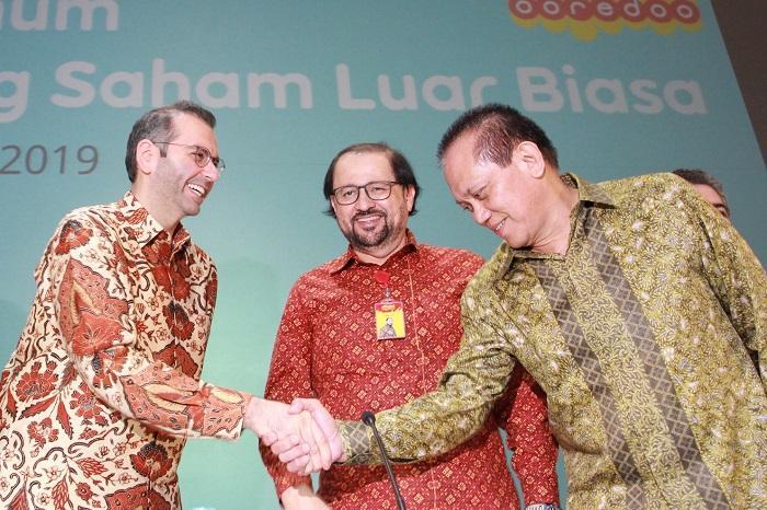 Indosat Ooredoo Umumkan Ahmad Abdulaziz AA Al-Neama sebagai Direktur Utama
