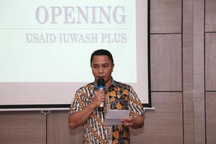 Pembangunan Sektor Air Minum dan Sanitasi, Pemko Medan Sambut Dukungan USAID Iuwash Plus