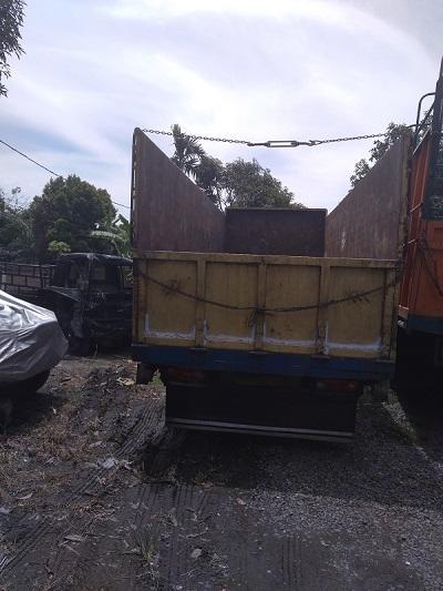 Gara-gara Pasir, Anak Tentara Tewas Ditabrak Truk di Jalan Kapten Sumarsono Medan