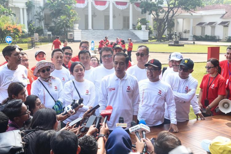 Soal Isu Megathurst, Presiden Jokowi Minta BNPB Persiapkan Masyarakat Hadapi Evakuasi