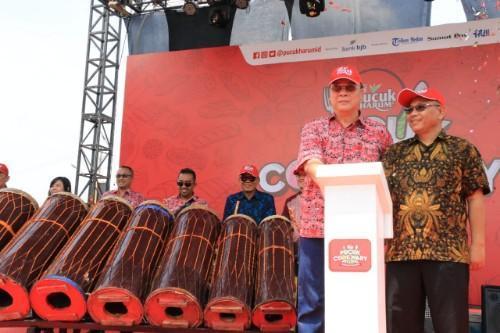 Festival Kuliner Pucuk Coolinary Diharapkan Jadi Wadah Promosi Kuliner di Kota Medan