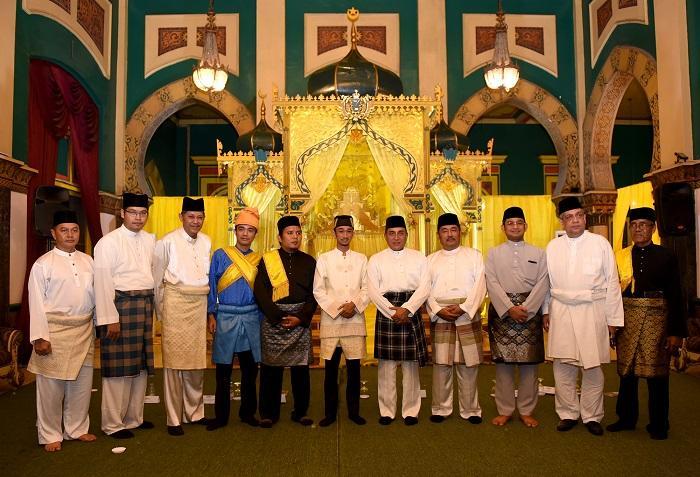 Peringatan 131 Tahun Istana Maimun, Gubernur: Inilah Wajah dan Kebanggaan Sumut