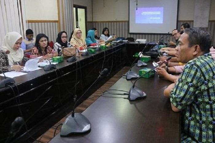 Balitbang Kota Medan Bahas Dampak Perubahan Iklim Global terhadap Kenelayanan Nusantara