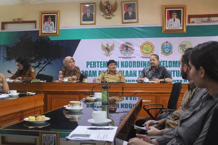 Empat Prioritas Kegiatan Disepakati di Rencana Aksi Kelapa Sawit Berkelanjutan Provinsi Sumut