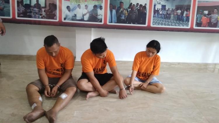 Satu dari Tiga Pelaku Perampokan Uang Milik PT Abacus Ditembak Polisi
