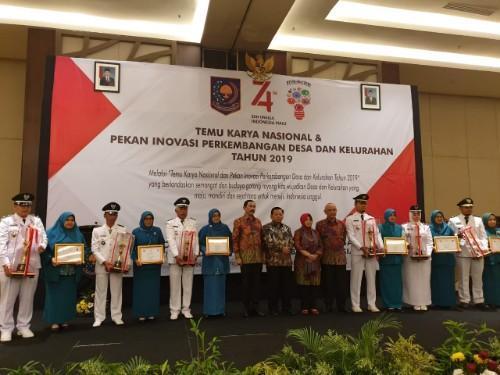 Pemko Medan Bangga, Kelurahan Anggrung Juara 1 Kelurahan Terbaik Regional se-Sumatera
