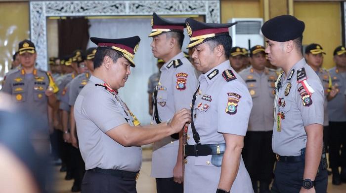 Dirlantas Poldasu Kini Dijabat Kombes Pol Kemas Ahmad Yani