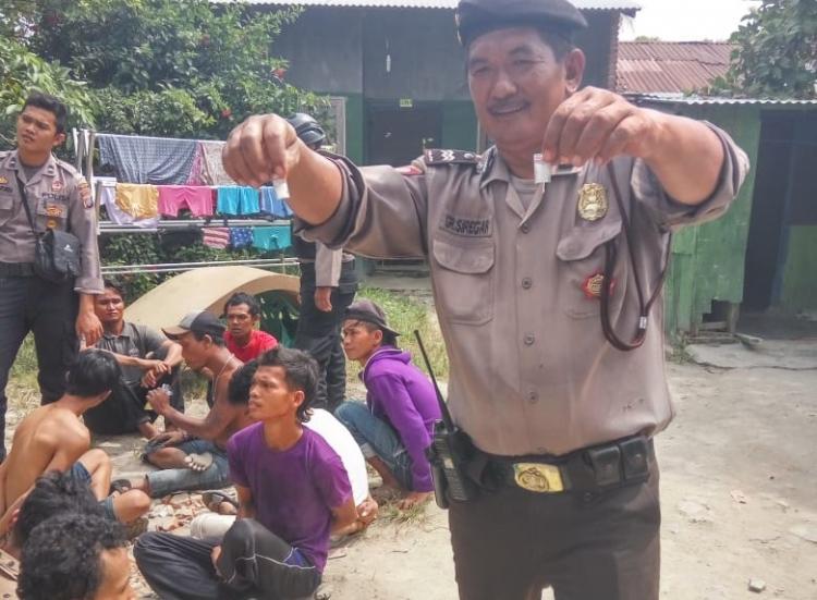 Usai Digrebek, Begini Situasi Kampung Narkoba di Jermal 15 Medan