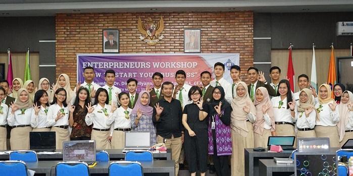 Mahasiswa Poltekpar Medan Asah Kemampuan Berwirausaha di Unit Inkubator Bisnis dan Bursa Kerja