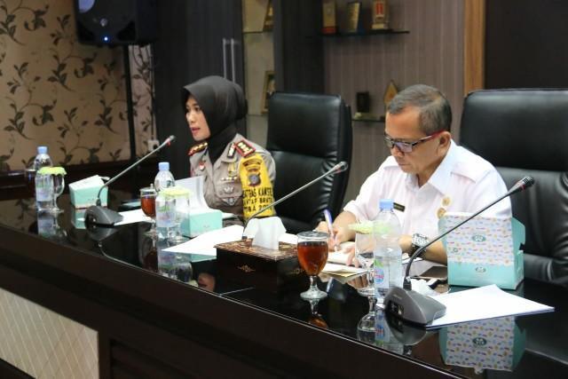 Pemko Medan Akan Terus Tertibkan Pedagang Kaki Lima, Parkir Liar dan Terminal Liar serta Reklame Bermasalah