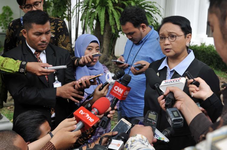 Menlu: Kunjungan Presiden Jokowi ke Singapura Penuhi Undangan PM Lee