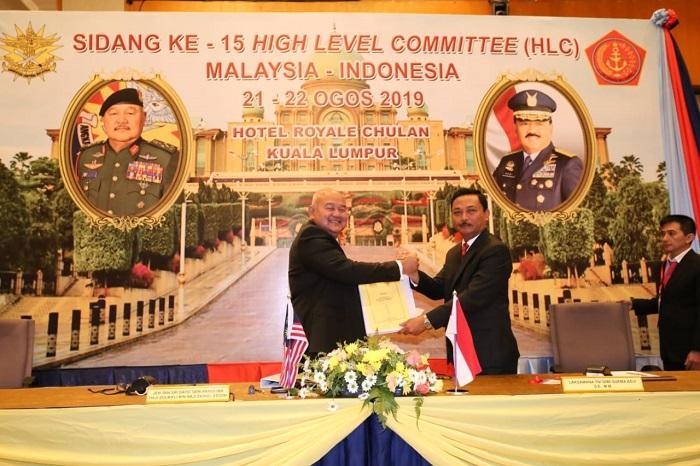 Sidang ke-15 HLC Malindo Merupakan Forum Strategis Kedua Negara