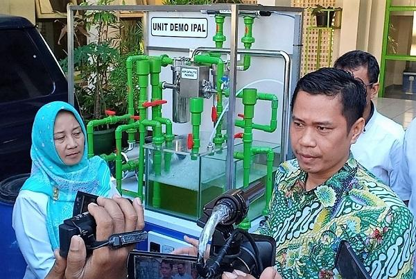 Kemenperin Buat Alat Pantau Kualitas Udara dan Pengolah Air Limbah Industri